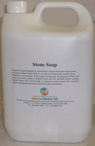 stone soap, marble cleaner, marble cleaning