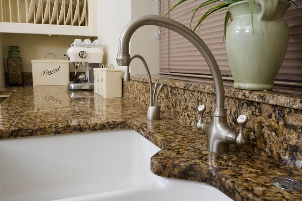 Repairing Your Granite Worktop